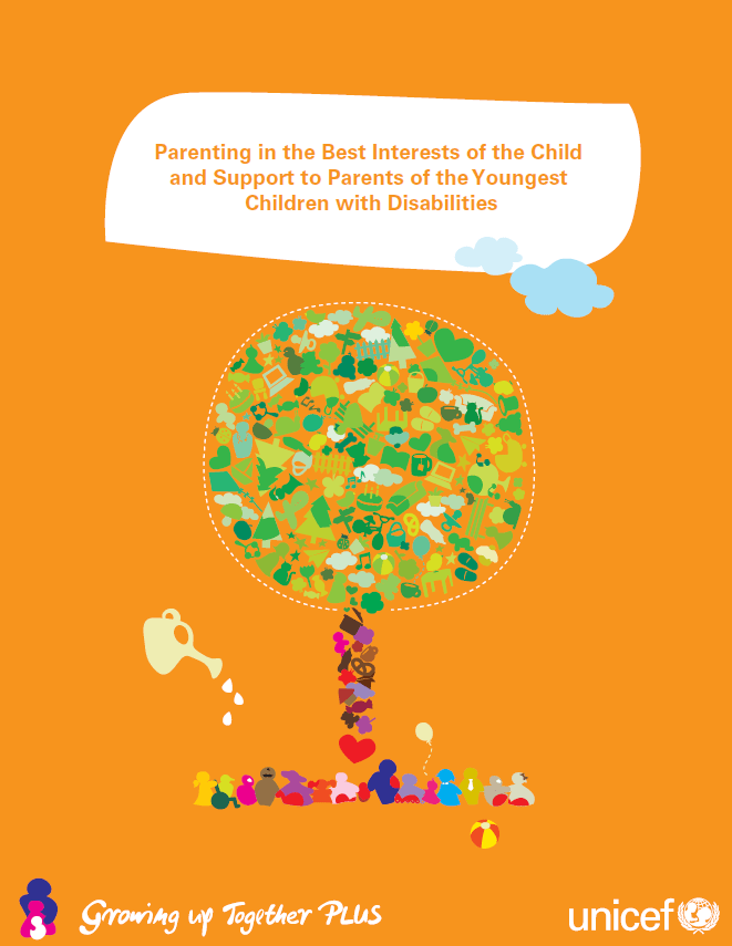 Parenting in the Best Interests of the Child and Support to Parents of the Youngest Children with Disabilities (2015.)