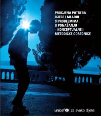 Procjena potreba djece i mladih s problemima u ponašanju - Priručnik (2017.)