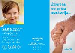 Brošura - oporučne donacije
