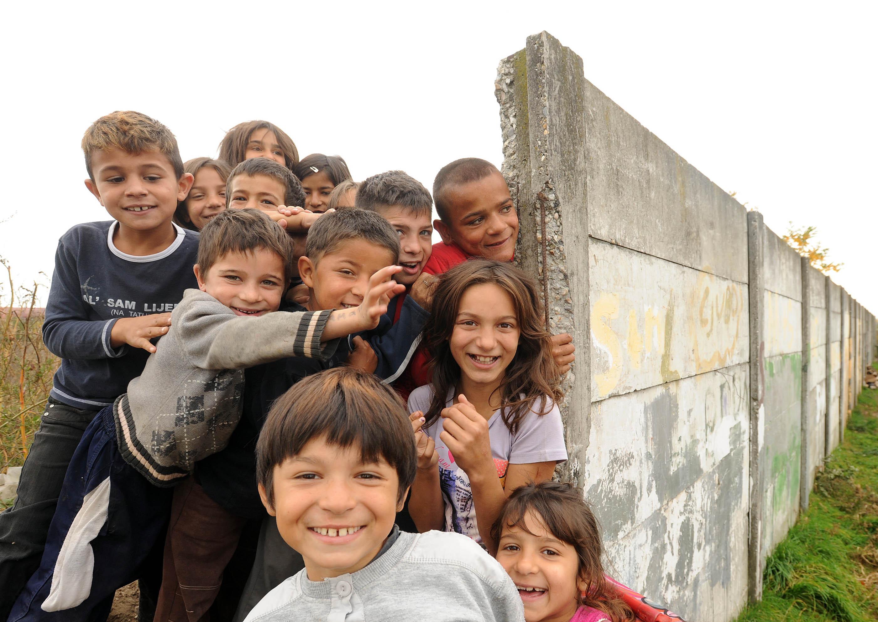 Uključivanje romske djece u osnovnu školu