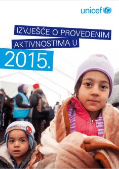 Aktivnosti u 2015. - Izvješće