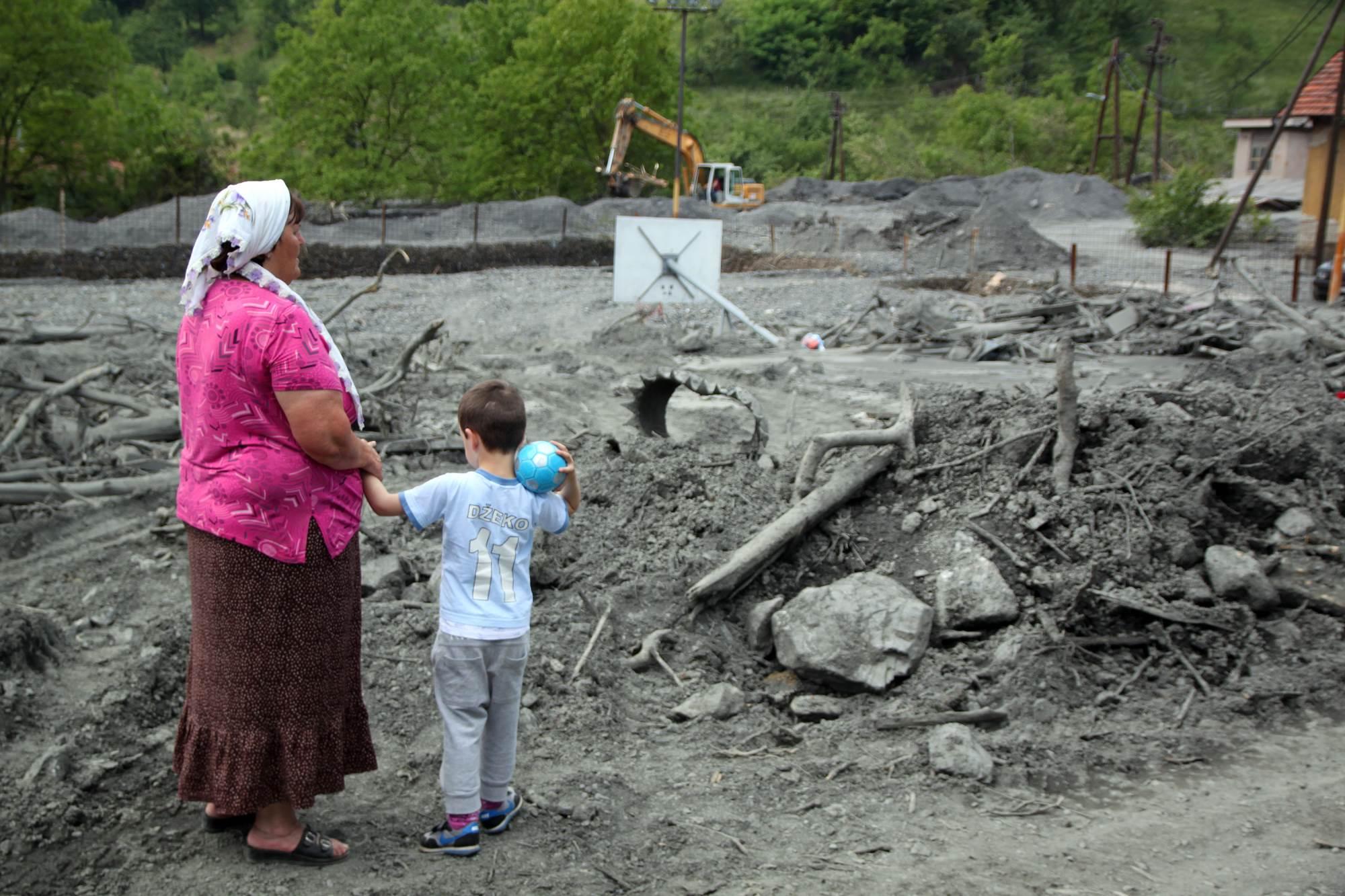 Pomoć u poplavljenim područjima