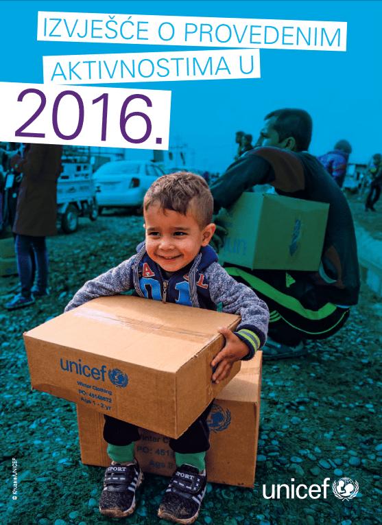 Aktivnosti u 2016. - Izvješće