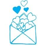 Kuverta puna ljubavi