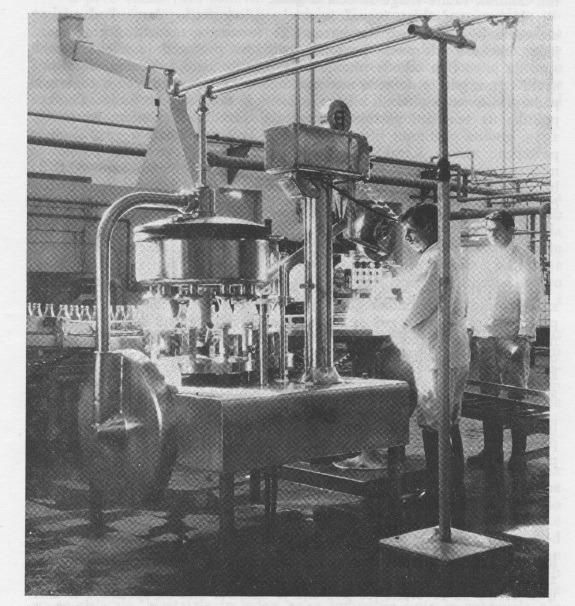 Najmodernijim strojevima opremljene su 4 tvornice mlijeka u prahu i 16 konzumnih mljekara