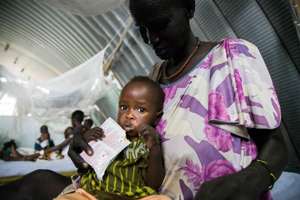Kronična pothranjenost ugrožava dječje živote