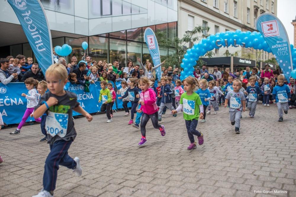 Više od 400 djece trčalo za prijevremeno rođene bebe