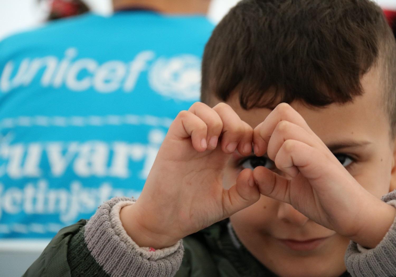 UNICEF-ov nastup na Interliberu u znaku izbjegličke krize
