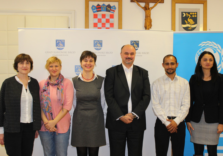 Slavonski Brod i UNICEF zajedno za djecu