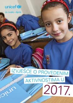 Izvješće o provedenim aktivnostima u 2017.