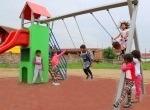 Slavonski Brod i UNICEF otvorili dječje igralište u naselju Josip Rimac