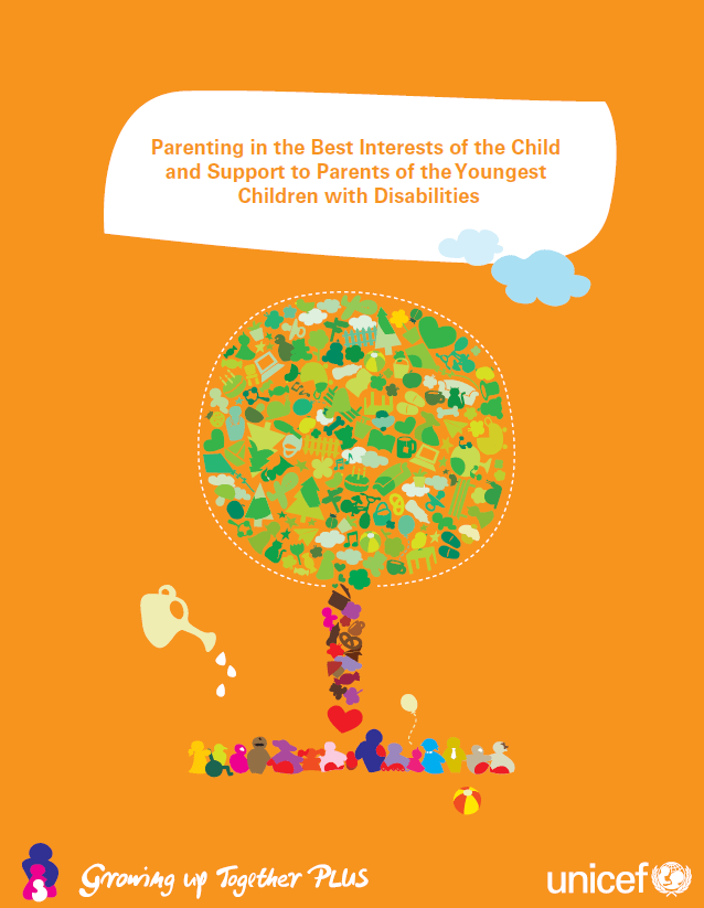 Parenting in the Best Interests of the Child and Support to Parents of the Youngest Children with Disabilities (2014.)