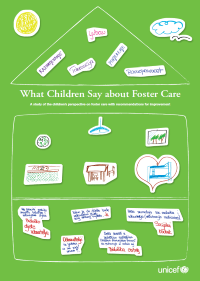 What Children Say about Foster Care (2012.)
