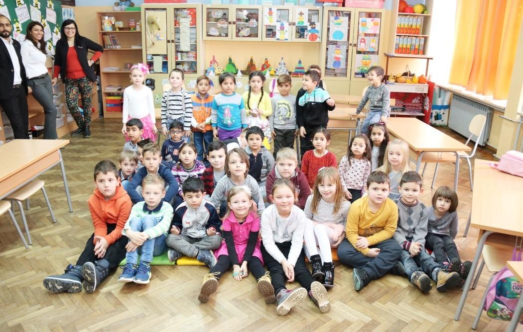 500 tisuća kuna za bolji početak obrazovanja
