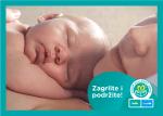Pampers® i UNICEF pretvaraju zagrljaje u donaciju za opremanje neonatoloških odjela diljem Hrvatske