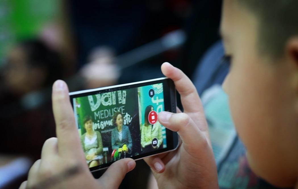 Više od 6500 djece učilo o medijskoj pismenosti
