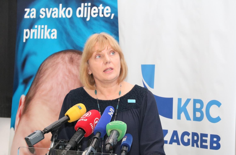 Zamjenica predstojnice Ureda UNICEF-a za Hrvatsku Đurđica Ivković