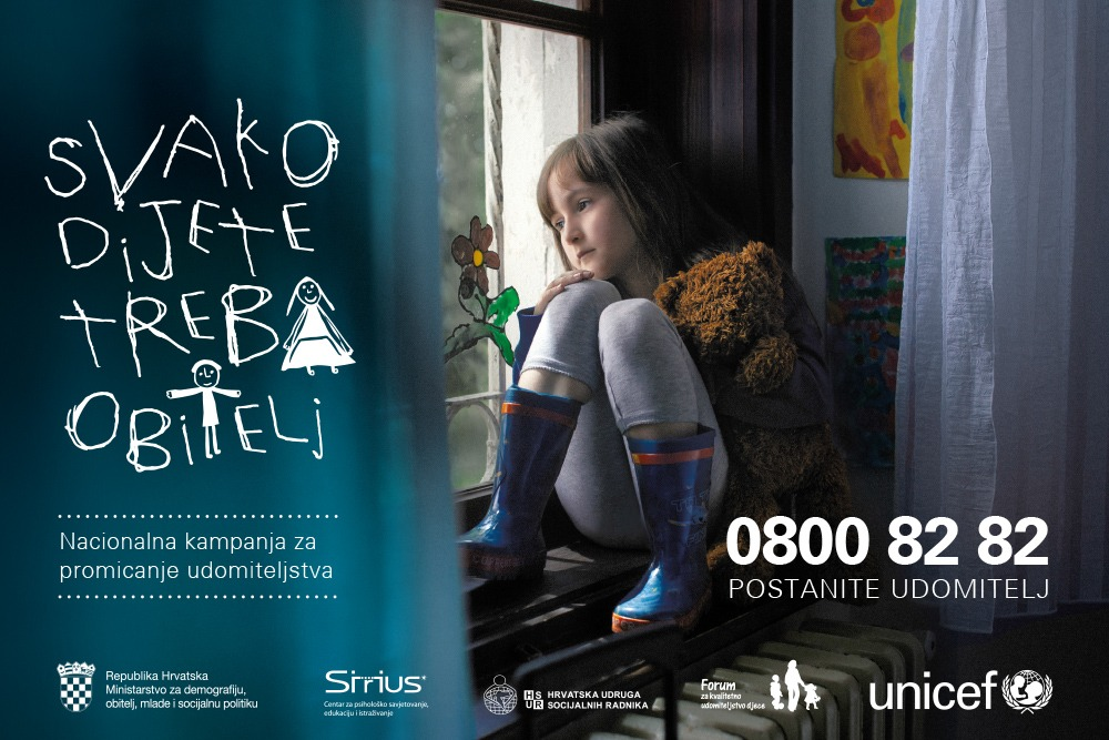 National campaign for promoting foster care