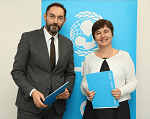UNICEF and the State Attorney's Office cooperate to train judicial officials and employees