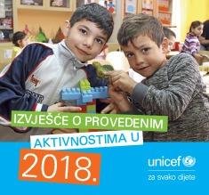 Aktivnosti u 2018. - Izvješće za donatore
